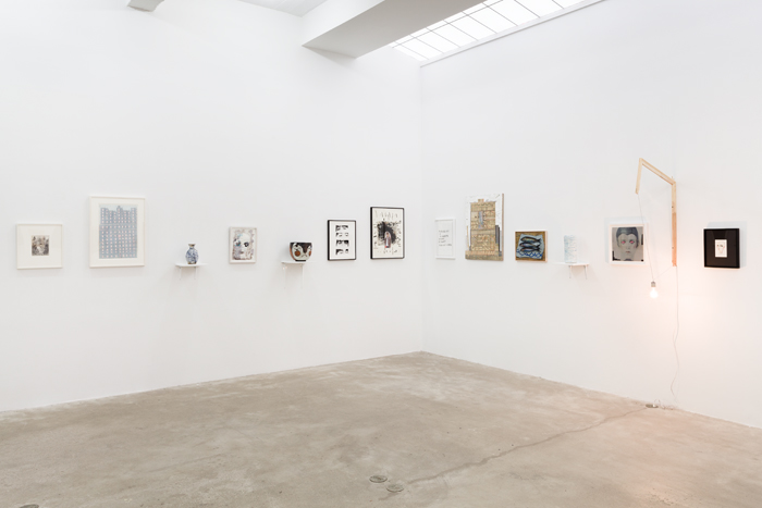 Installation view,  Why is Everything the Same , STL, NY, 2013