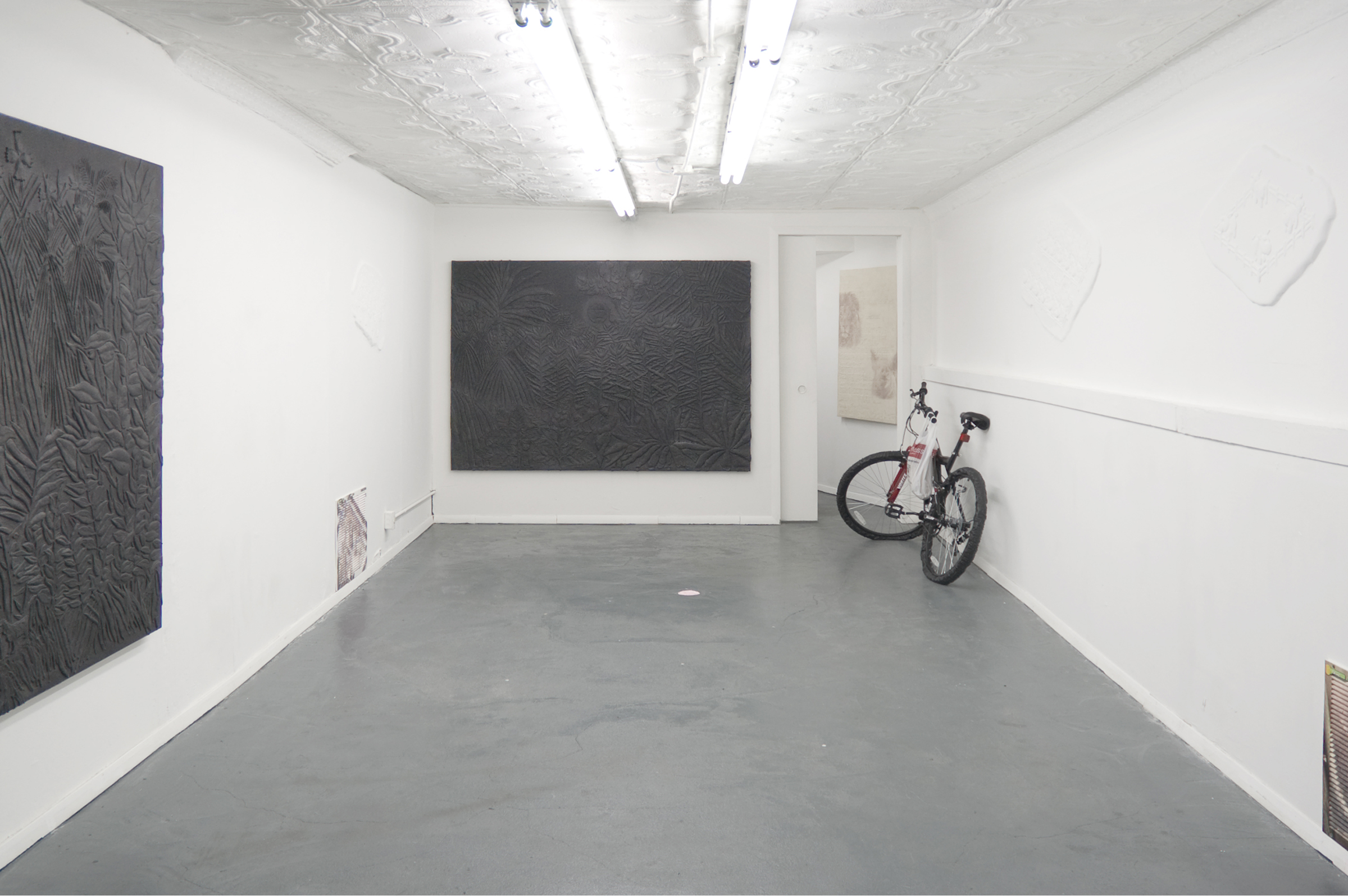 Installation view,  Hangry , STL, NY, 2015
