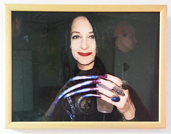 Michelle Tarantelli, Untitled , 2014,digital pigment print,9.75 x 13 in