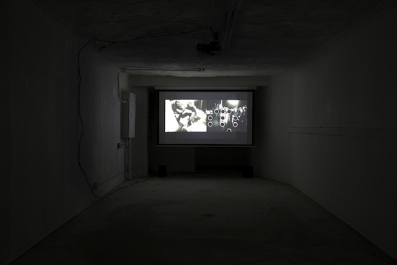Toshio Matsumoto, For the Damaged Right Eye , 1968,16mm projections, transferred to Blu-Ray, 12:10 min