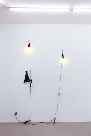Elias Hansen, Untitled , 2012, mixed media, dimensions variable