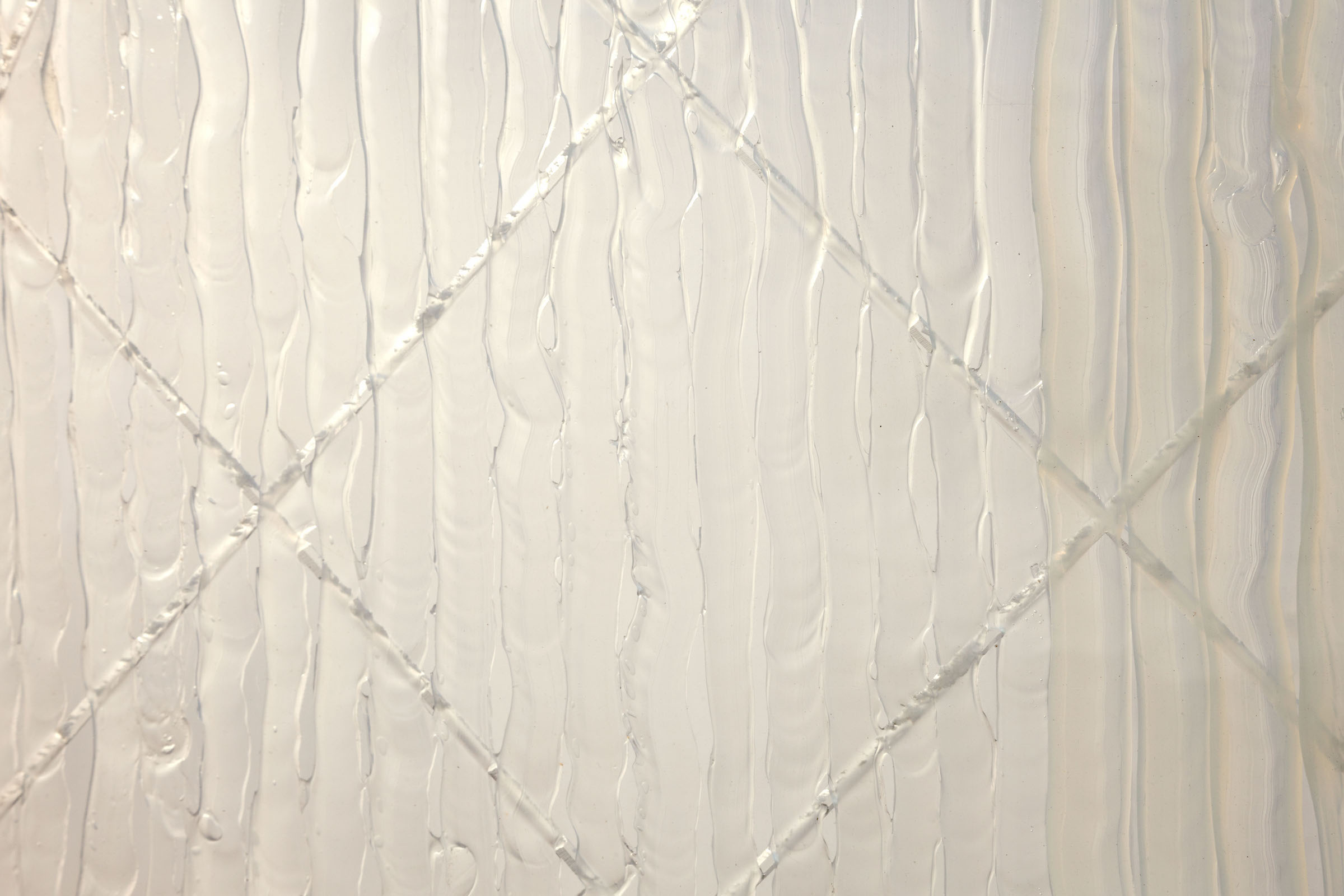 Natalie Labriola, Cleanroom for Psychic Protection  (detail), 2015 - 2016, modified,used ISO-Level 8 cleanroom,89 x 96 x 144 in