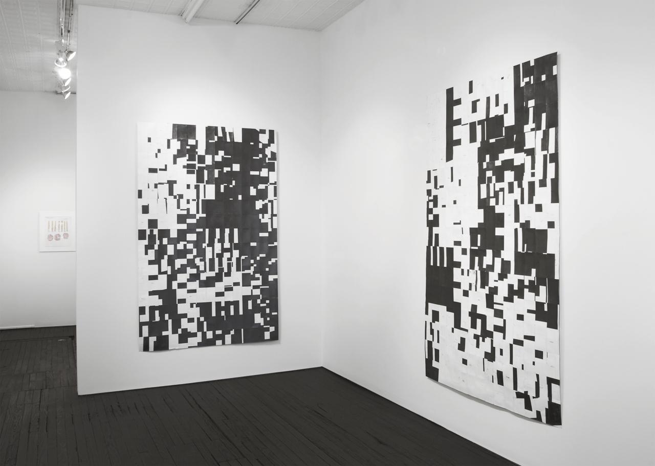Installation view, Liste 18, Basel, Switzerland, 2013