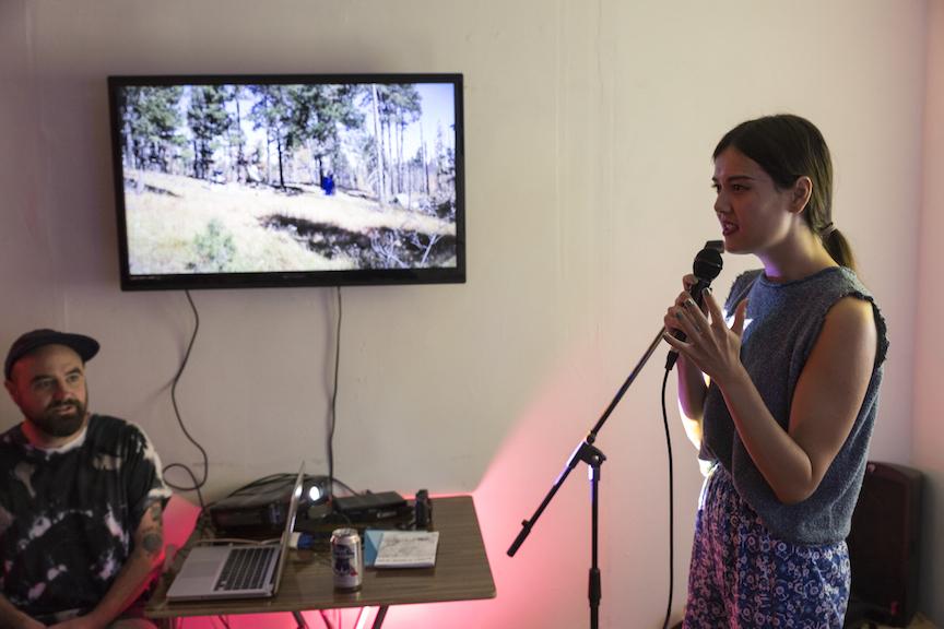Patti Harrison,  Performance , STL, NY, 2016