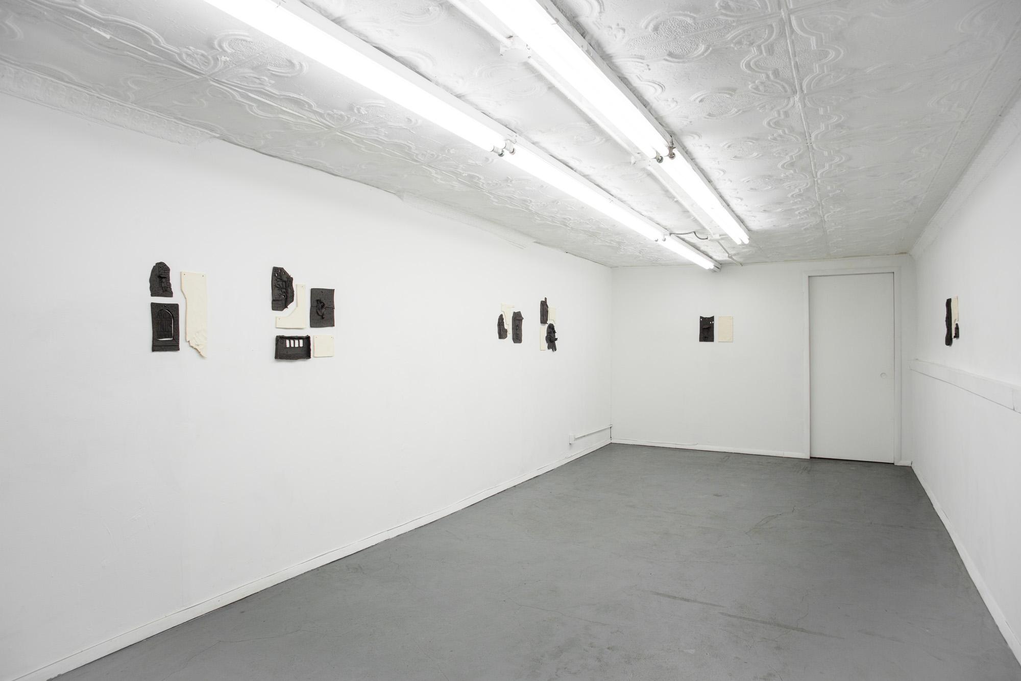 Installation view, Manhattan, STL, NY, 2017