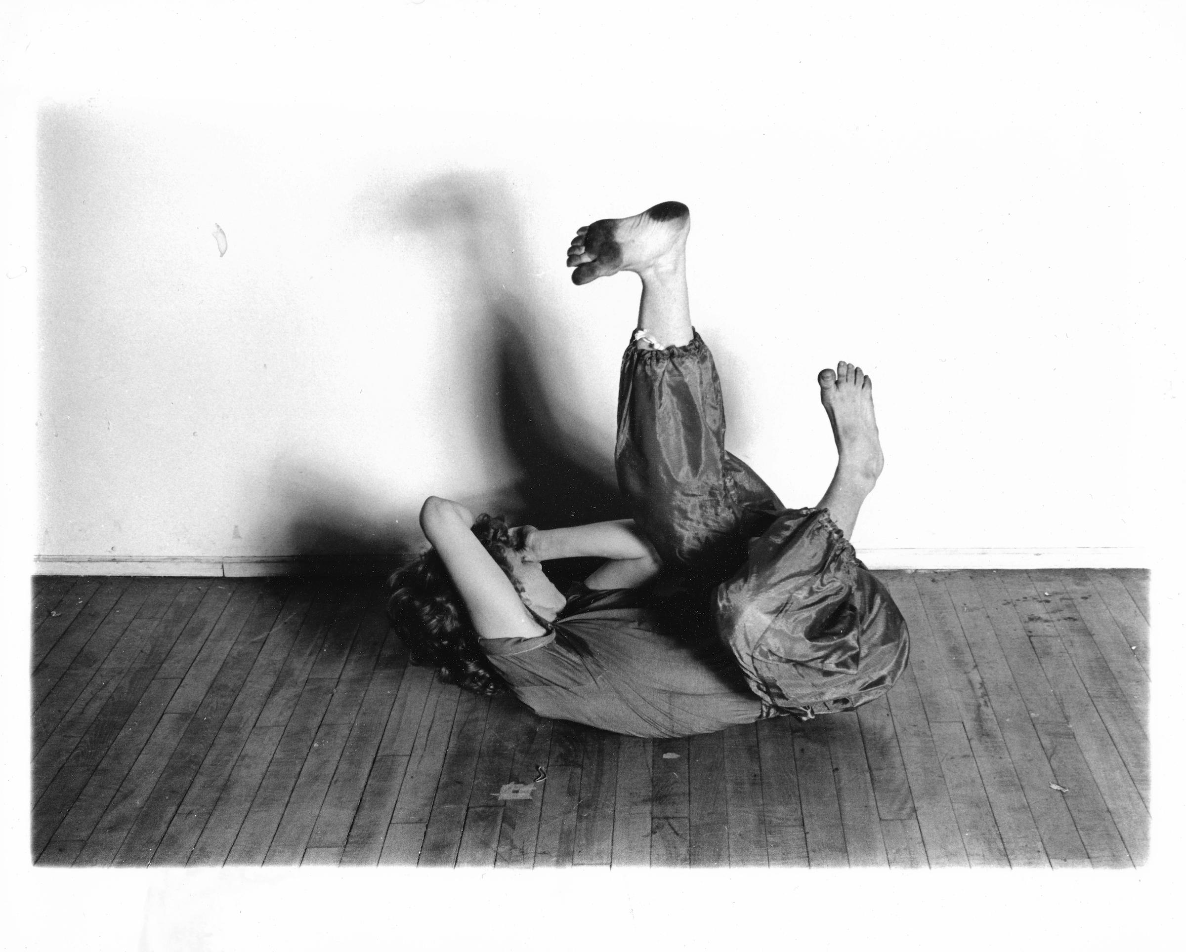 Pooh Kaye & Marcia Resnick, Pooh #23, 1976, silver gelatin print, 11 x 14 in