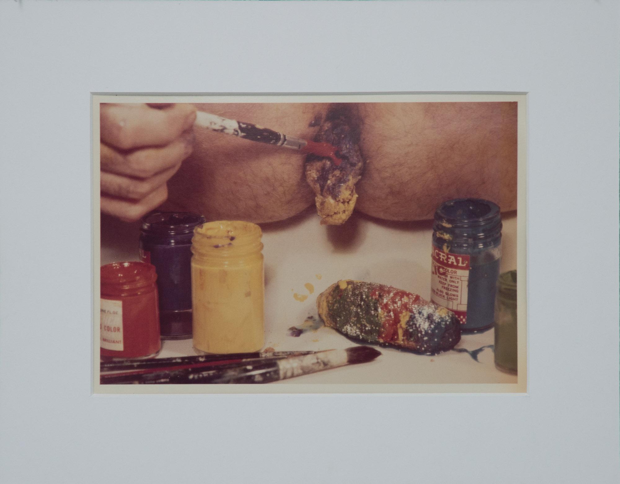 Theodore Titolo,  The Birth of Art , 1990, c-print, 11 x 14 in