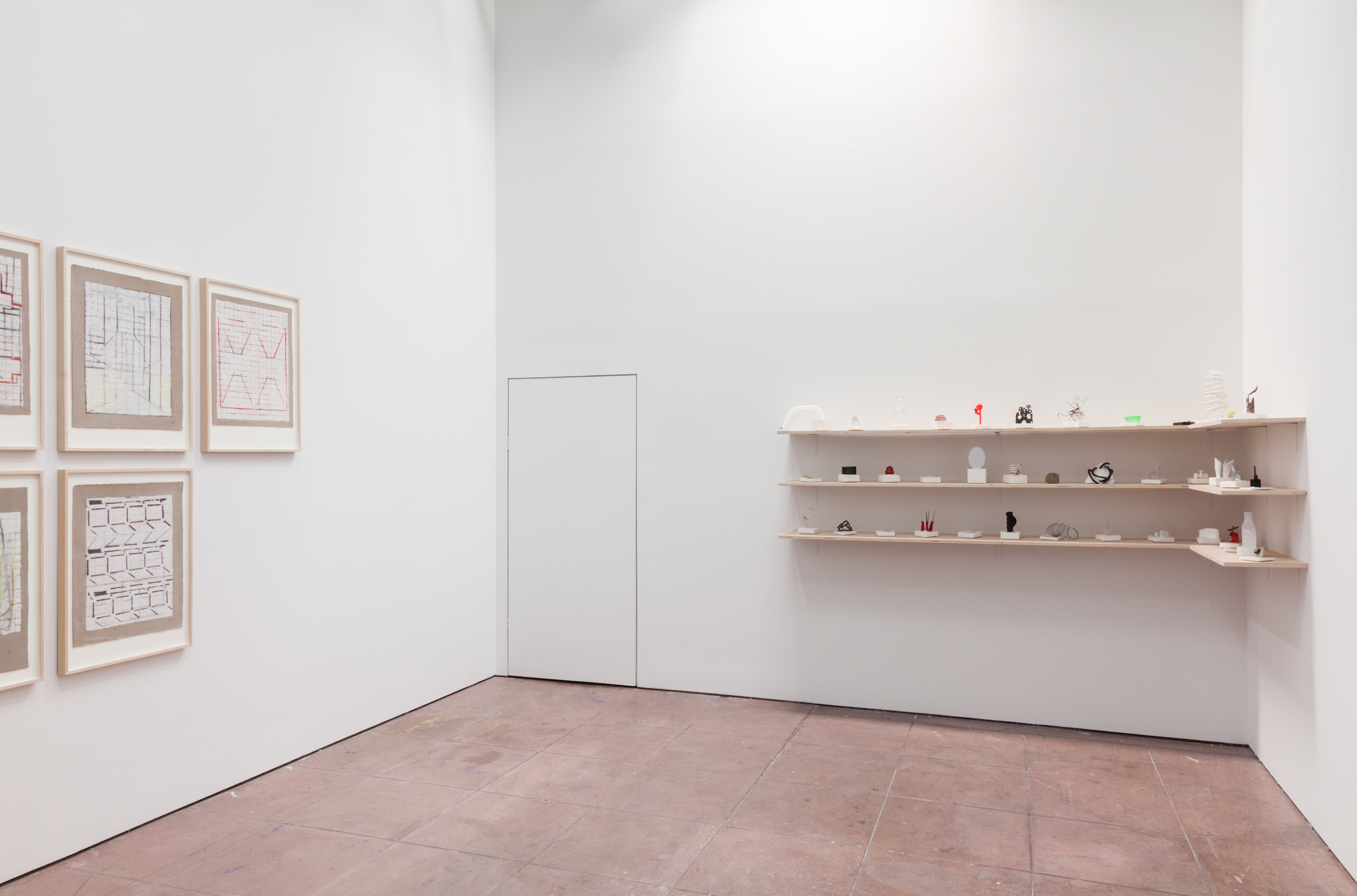Installation view,  SLINKY , STL, LA, 2018-