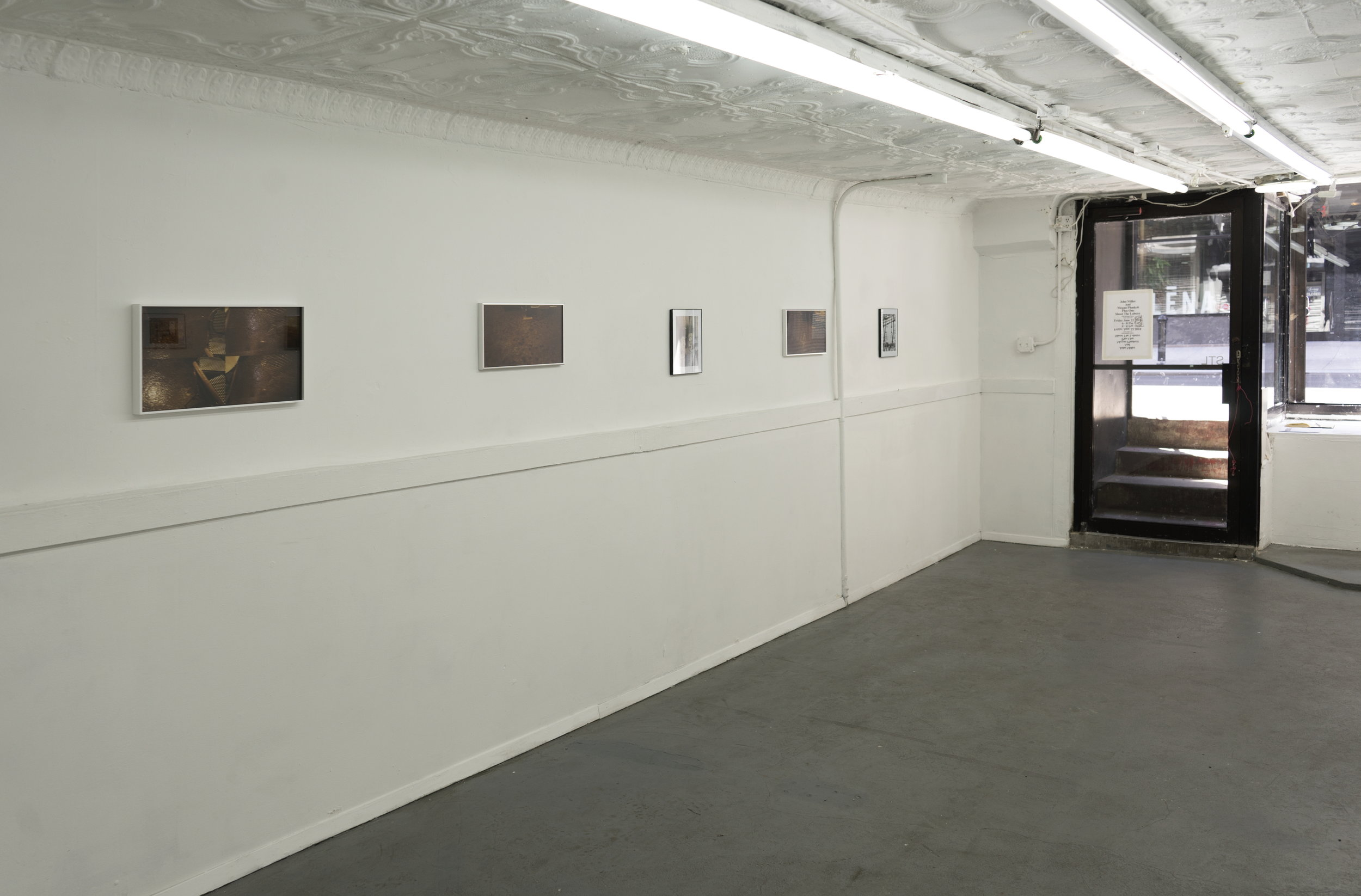 Installation View,  Plus One , STL NY, 2018