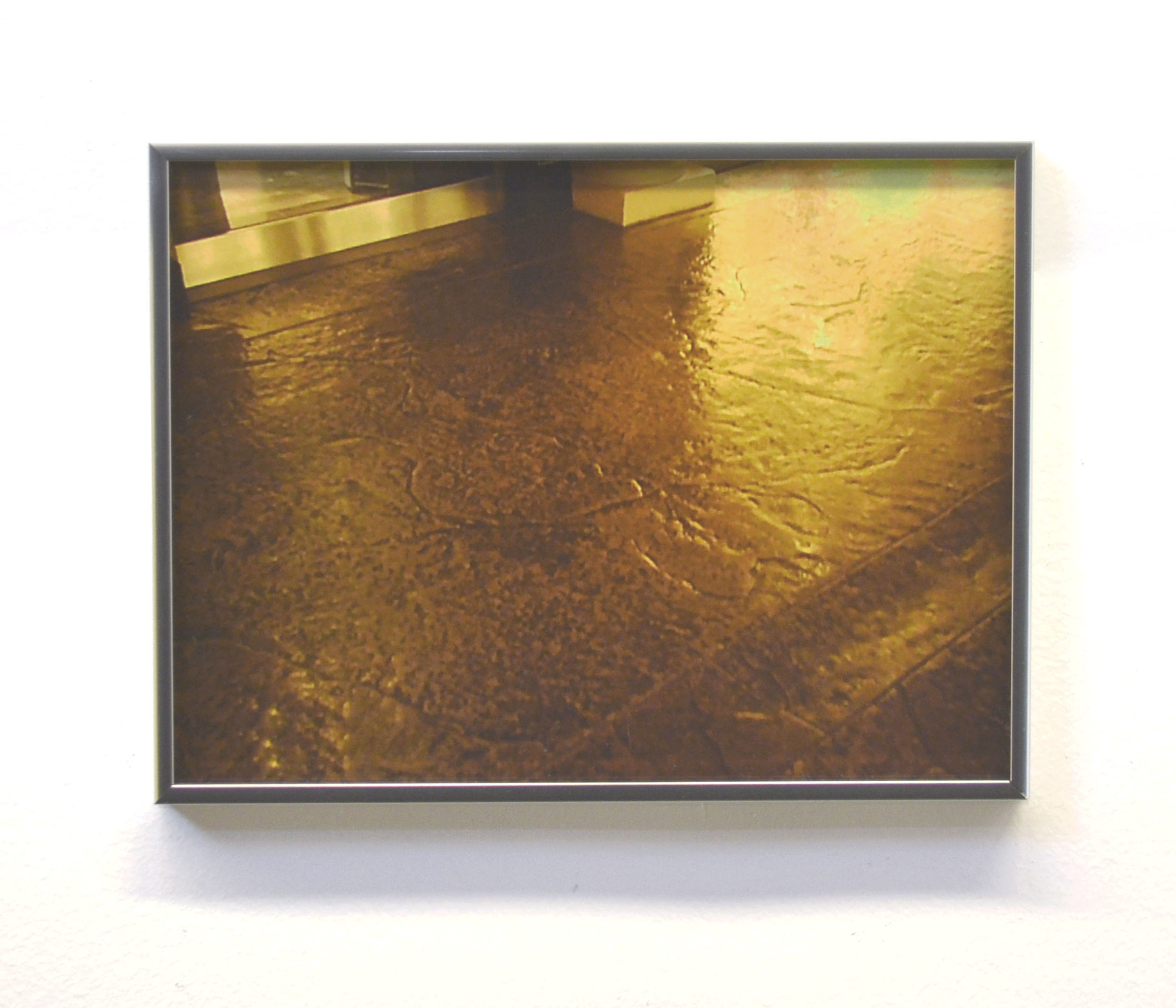 Megan Plunkett, Carpenter, 2018, digital C-print on glossy paper, aluminum frames, 9 × 12 in