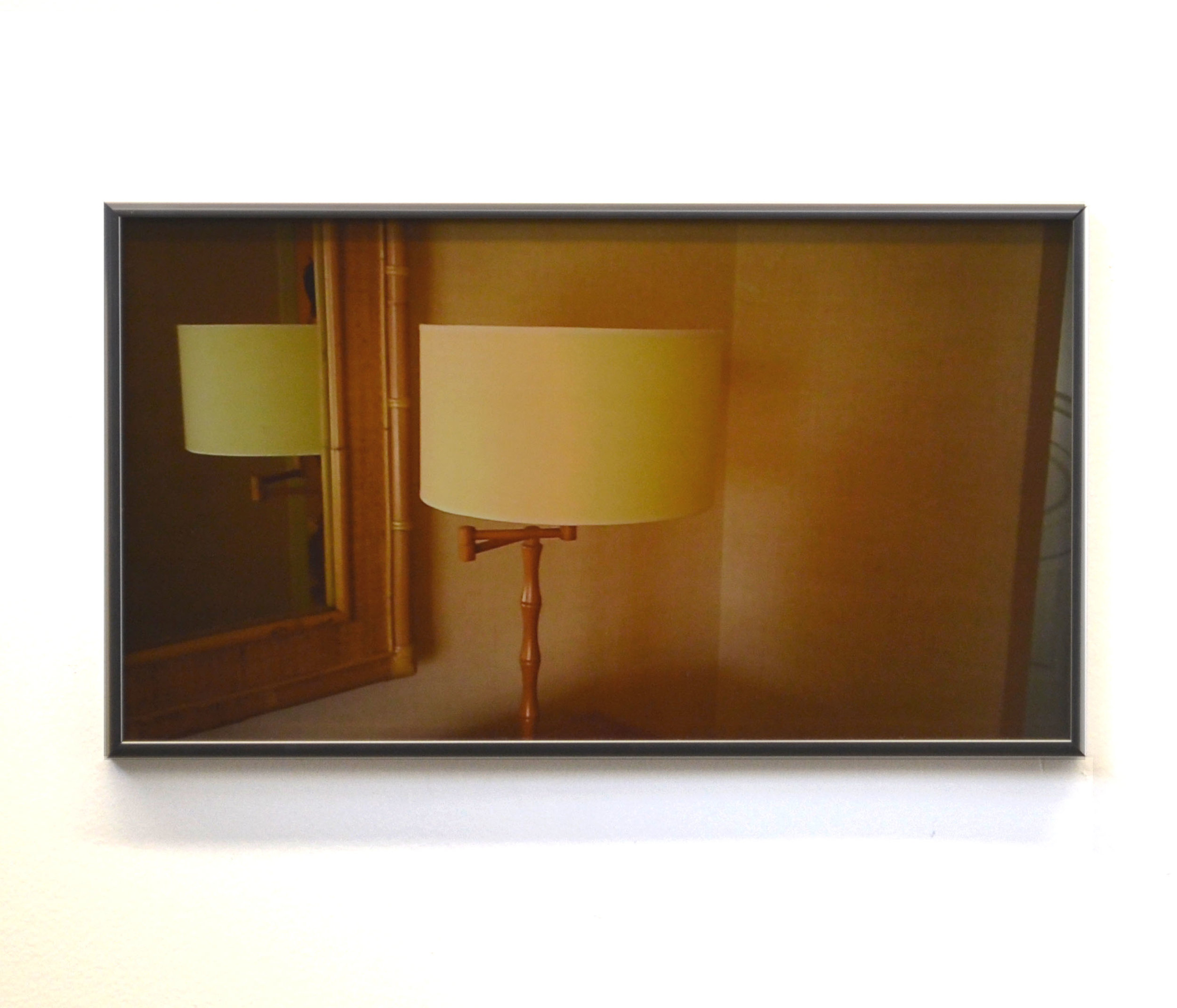 Megan Plunkett, Minor Role, 2018, digital C-print on glossy paper, aluminum frames, 9 × 16 in