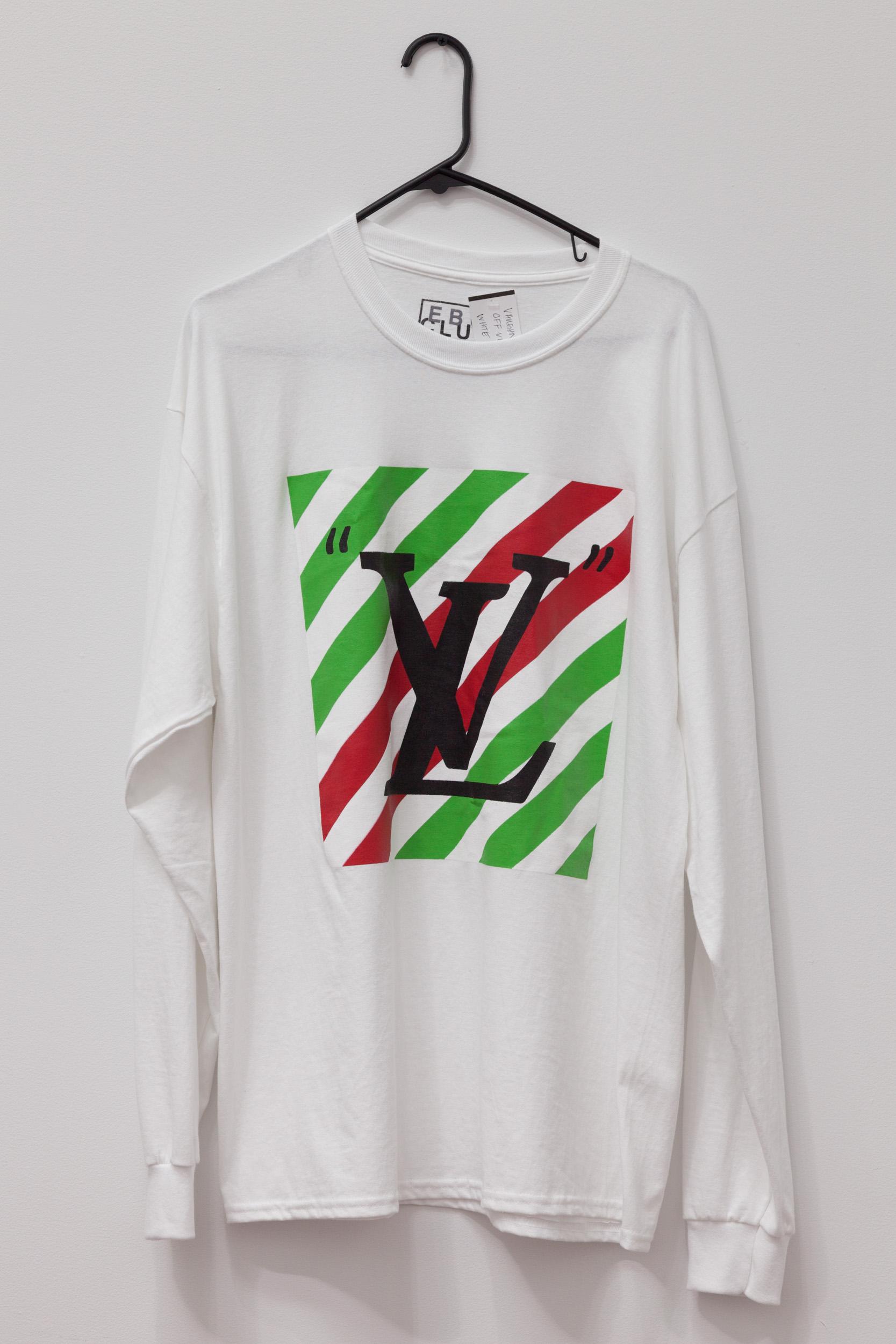 Vaughn Spann, Louis Vuitton + Off White