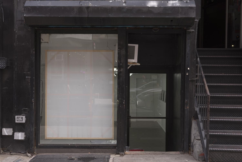 Installation View,  Geschichten,  Ben Morgan-Cleveland & Eli Ping, New York, NY, 2018