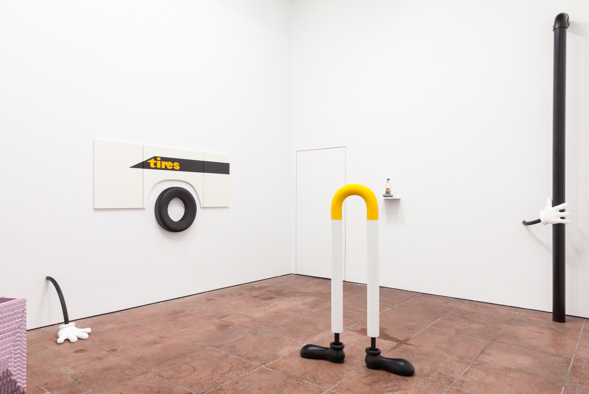 Installation view:  WILY,  STL LA, 2019