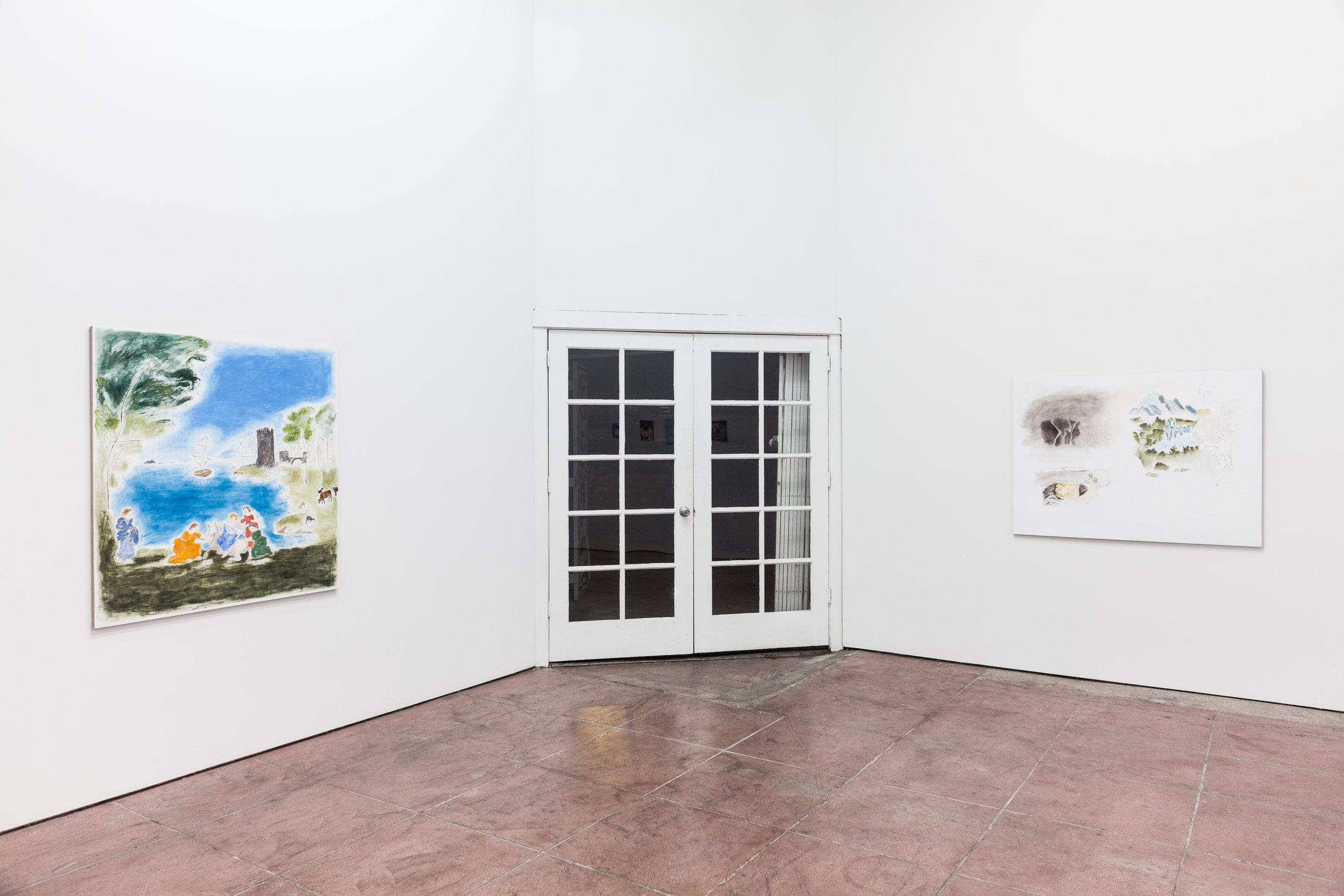 Installation view:  Scum's Wish,  2019, STL LA