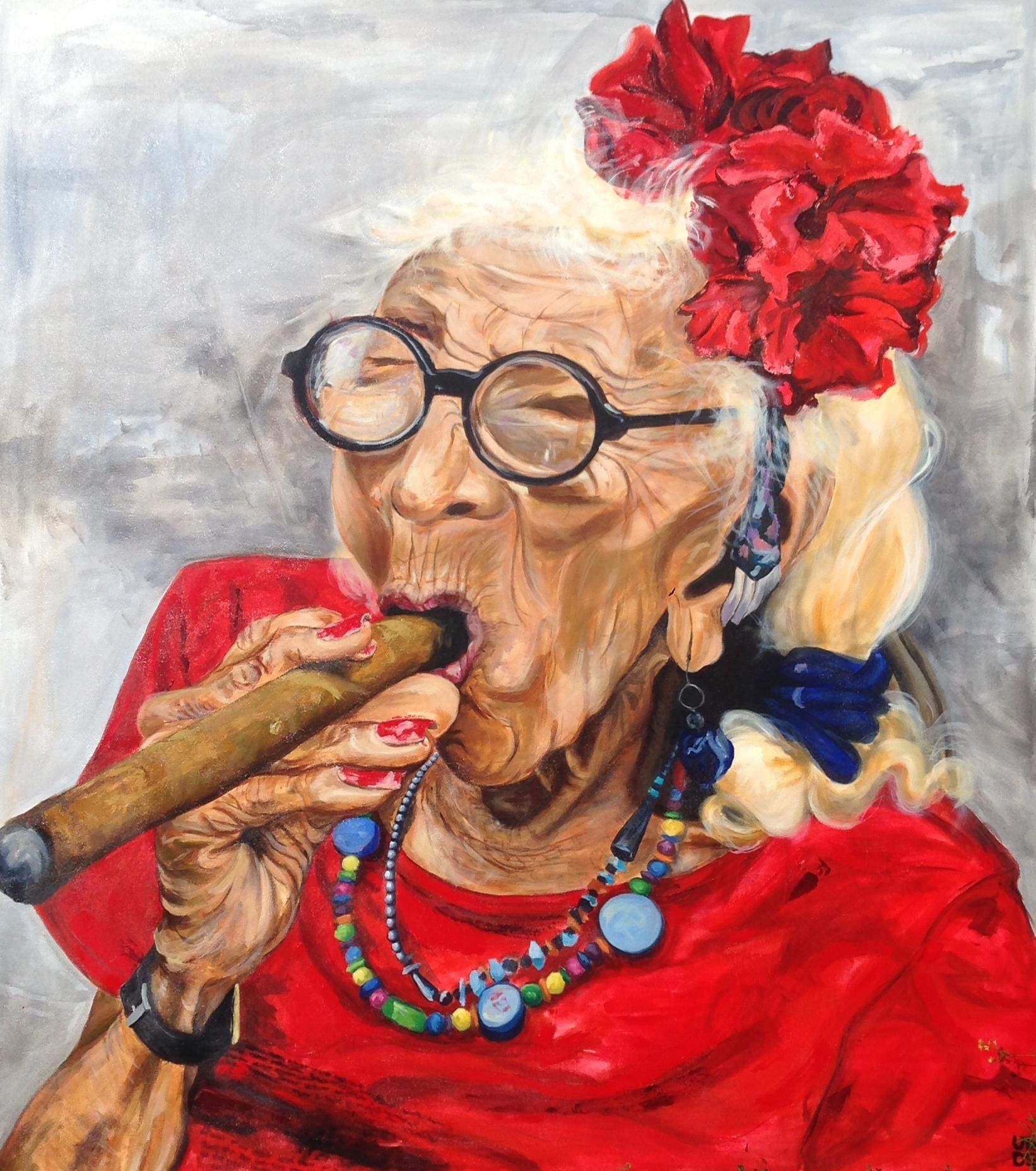 CUBAN.lady
