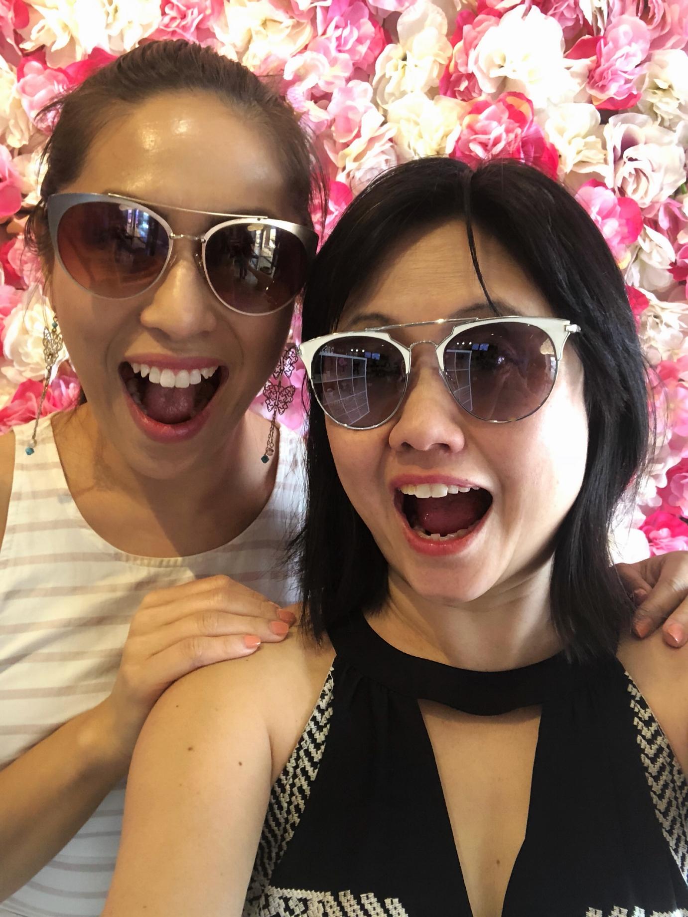 Teresa Nguyen & Irma Kusuma