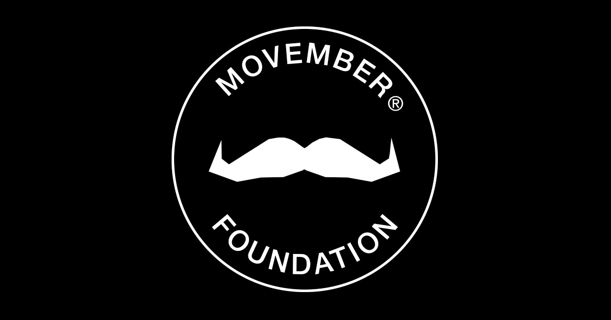 Movember ; The charity tackling prostate cancer, testicular cancer, mental health and suicide prevention. Here to help men live happier, healthier, longer lives.