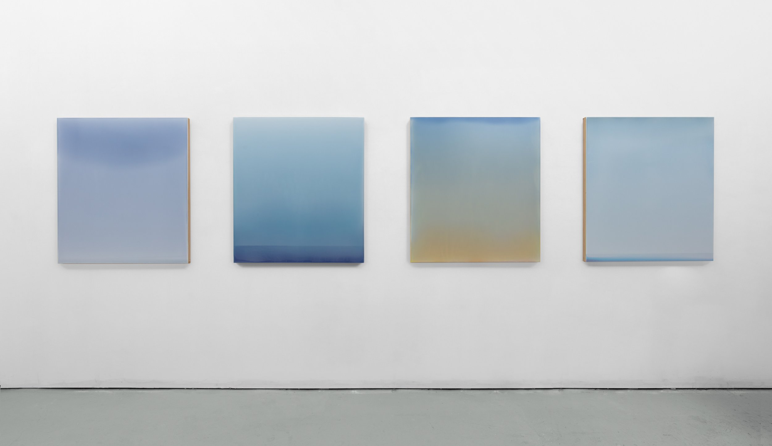 Outland   Nos.3-7 Installation view 2018