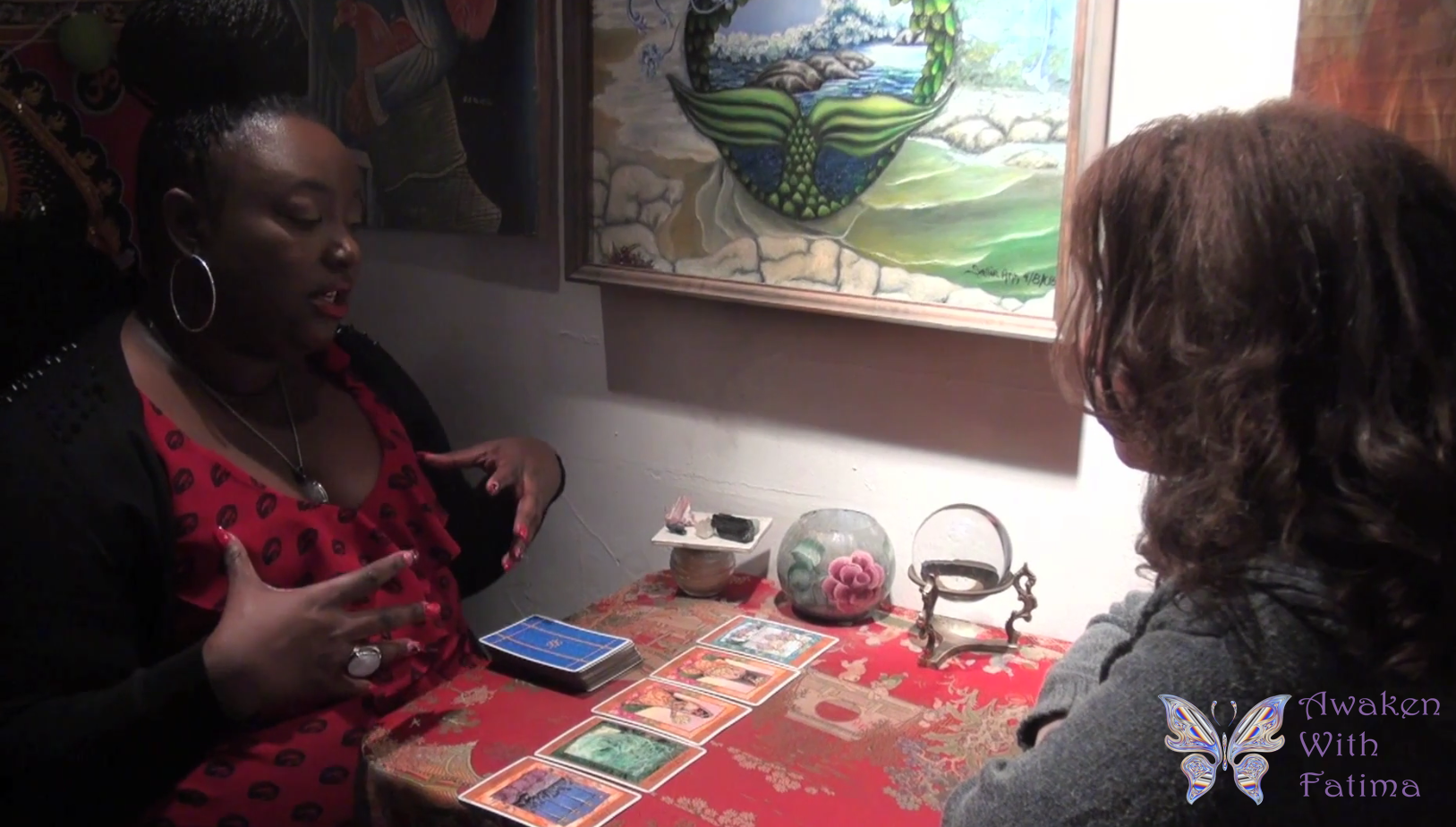 Tarot Card Readings from Fatima - New Orleans Psychic Medium & Intuitive Consultant