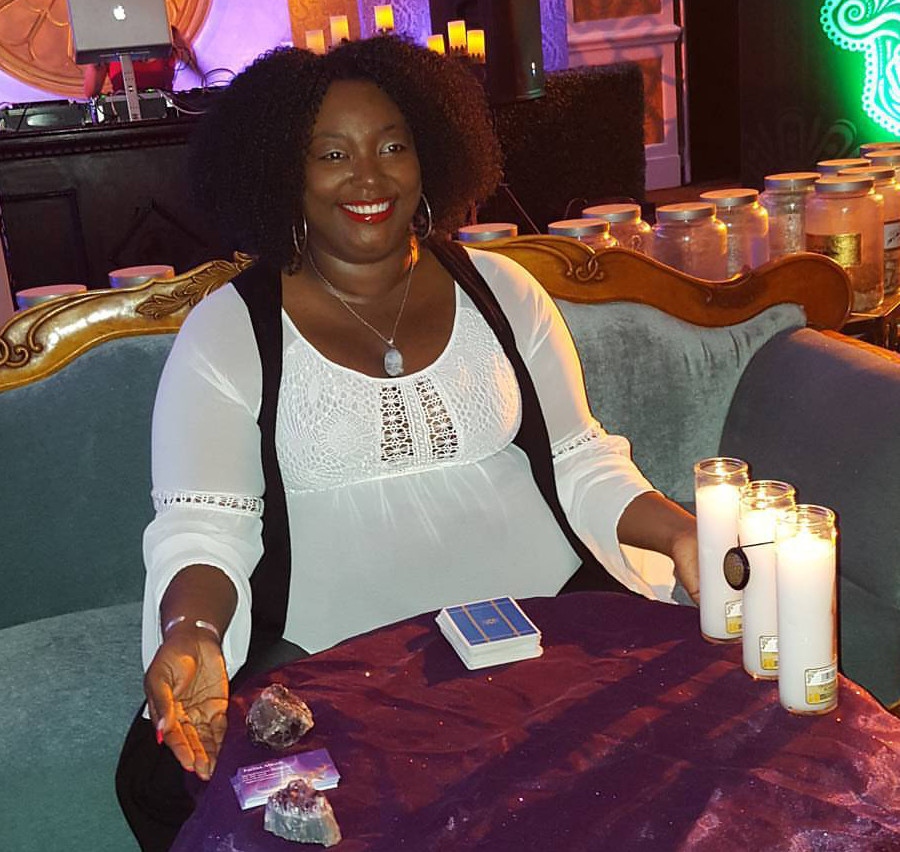 Schedule Your Session: Psychic Tarot Card Readings & Intuitive Consulting from New Orleans Psychic Medium