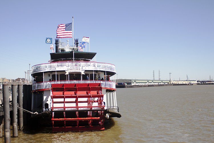 New Orleans Guide: Steamboat Natchez