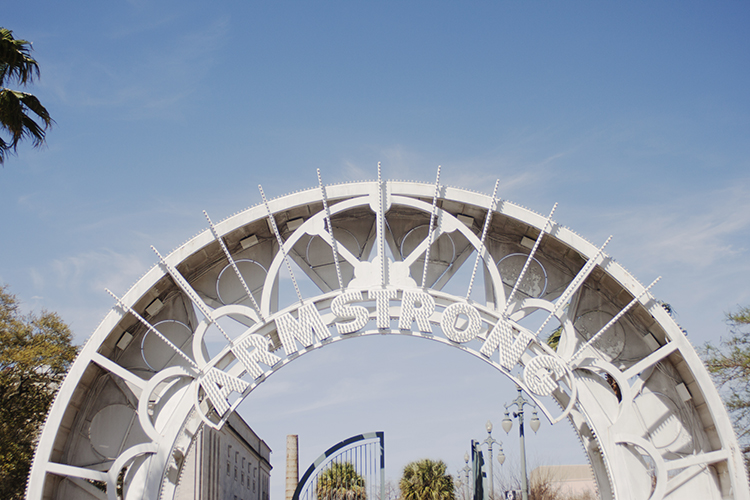 New Orleans Guide: Louis Armstrong Park