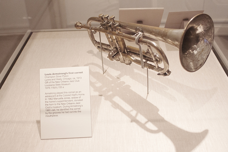 New Orleans Guide: Louis Armstrong