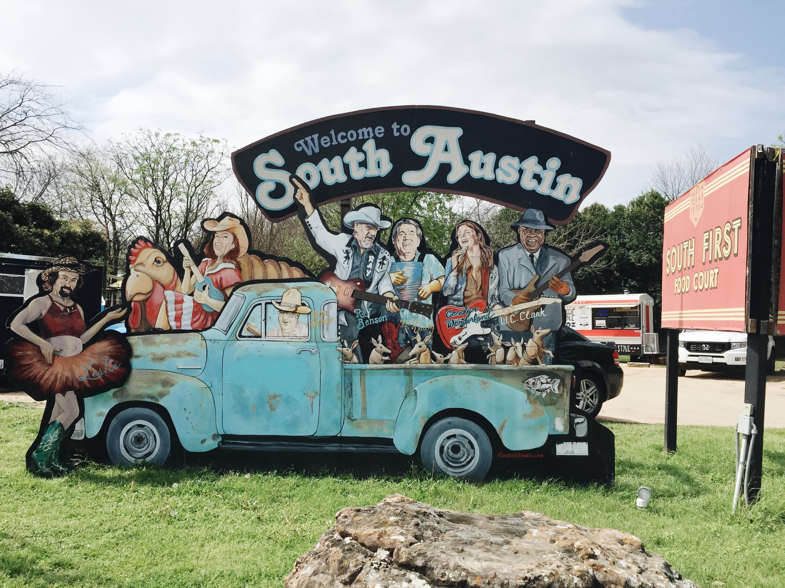 What to Eat in Austin -