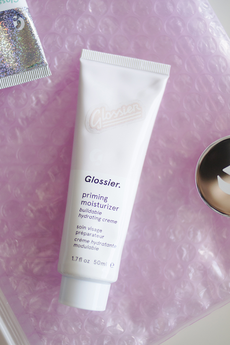 Priming Moisturiser - I actually bought the Phase 1 Set which included the Balm Dotcom and Milky Jelly Cleanser, along with the Priming Moisturiser and saved myself $10 in the process, so effectively my Balm Dotcom only cost me $2. Everyone seems to be raving about the Priming Moisturiser Rich, but since I don't have dry skin I figured the original version would be enough for me. The name kind of implies that it acts as a makeup primer as well as a moisturiser, but if you're used to using two different products anyway this isn't some sort of hybrid, it's just a moisturiser.I don't generally have super strong feelings about moisturisers because I don't have dry skin, so most of them tend to work just fine for me. This one is a fairly standard cream with a runny lotion-y texture and it sinks into my skin easily and doesn't feel heavy or greasy. It doesn't smell of anything so that's a plus if you have sensitive skin or are concerned about fragrance.They make some claims on their website about a