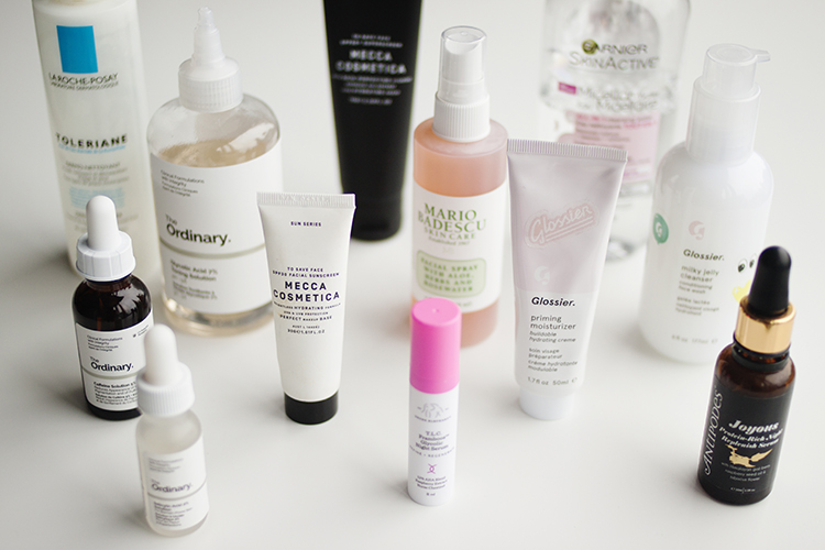 Updated Skincare Routine (Pt 1)