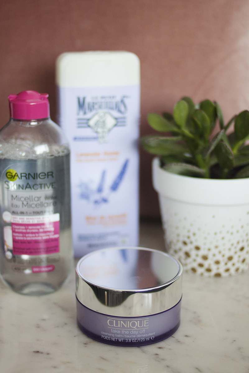 Skincare - Something that both myself and my boyfriend use is the Garnier Micellar Water (AU). I've talked about it before so it doesn't really need much of an introduction. It works perfectly, is really affordable and I can't complain about it, so once it ran out I just pulled out a new bottle that I already had waiting to go. Although I'm tempted to pick up a bottle of Bioderma (AU) every now and then I can't justify the price when the Garnier one is just as good.As I was coming to the end of my bottle of The Body Shop Chamomile Cleansing Oil (AU) I was trying to think of what to buy next. Back in the day it seemed like there was a never ending list of cleansers I wanted to try, but this time around I couldn't think of anything new that looked interesting to me. It just seems like everyone has found their favourites and there aren't many new cleansers that get a look in.So I decided to go back to an old faithful, the Clinique Take The Day Off Cleansing Balm (AU). This is actually my mum's favourite and the one she keeps repurchasing, and I was a big fan when I went through my first tub a while back and felt like I was missing it.I'm perfectly happy using a cleansing oil, but if push came to shove I love a good balm even more as there's almost no chance of making a mess, and they're just slightly more satisfying.