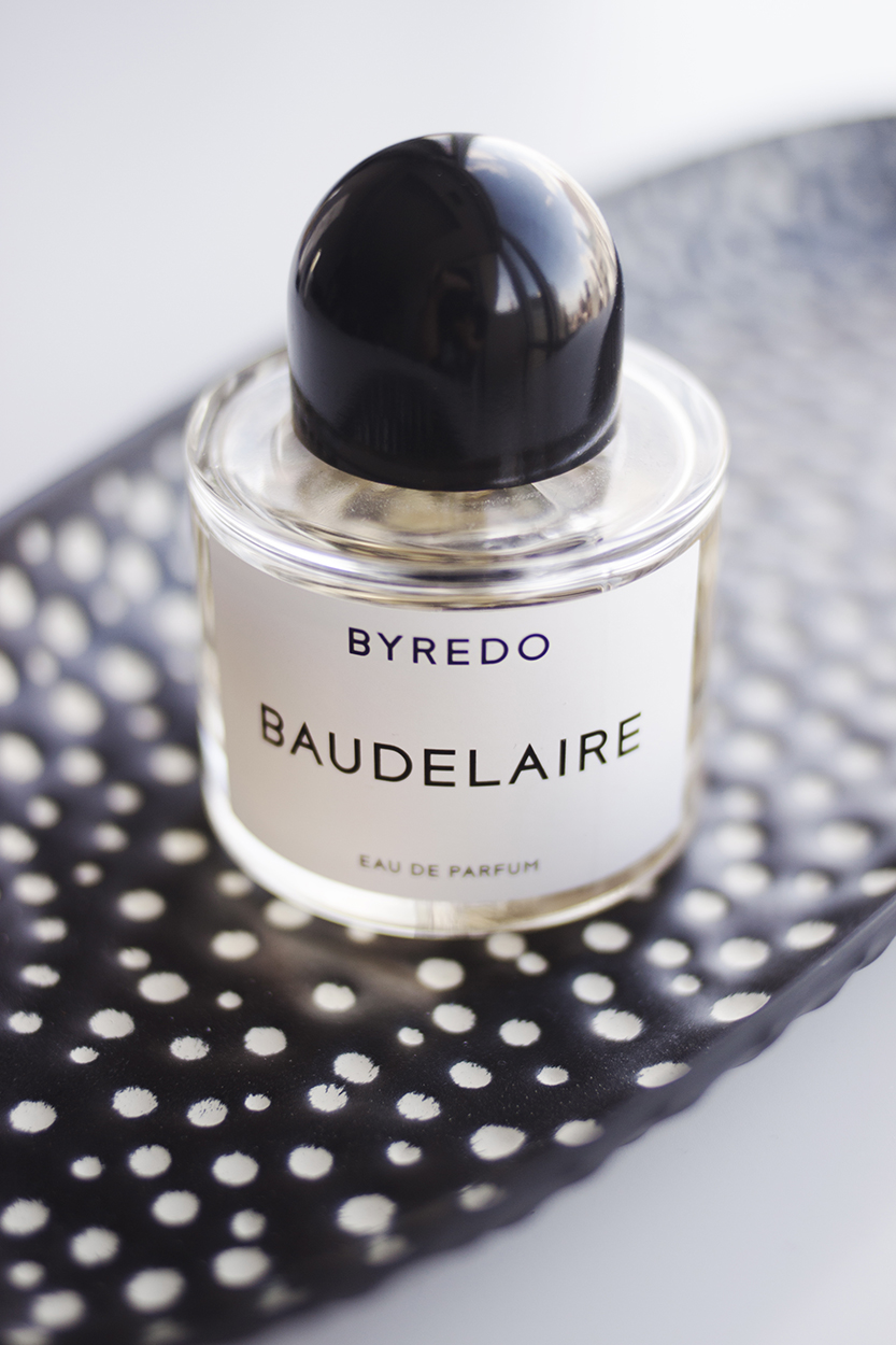 Byredo Baudelaire - My favourite fragrance of the year has to be Byredo's Baudelaire (AU). It took me a while to find the Byredo fragrance for me, but the more I've worn Baudelaire, the more I've fallen in love with it. Not only is it probably the longest lasting fragrance in my collection, but I absolutely adore how this smells on me. Fragrance is such a personal thing, not only when it comes to the types of the scents we enjoy, but also in terms of how different perfumes/colognes compliment our natural scent.The more I try different fragrances, the more I notice how different they can smell in the bottle vs. on your skin, and how important that is. I happen to love the way this blends with my natural scent, and my boyfriend does too because every time I wear it he notices. I have very unisex tastes when it comes to fragrance – anything you might consider fresh, floral or fruity probably isn't going to do it for me. But if I read amber, patchouli or incense in the notes then I want to know what it smells like. Baudelaire contains all 3 of those, and to me it smells warm and softly smokey. If that sounds like your kind of thing and you have access to the brand I'd definitely suggesting trying it out, preferably on your skin.