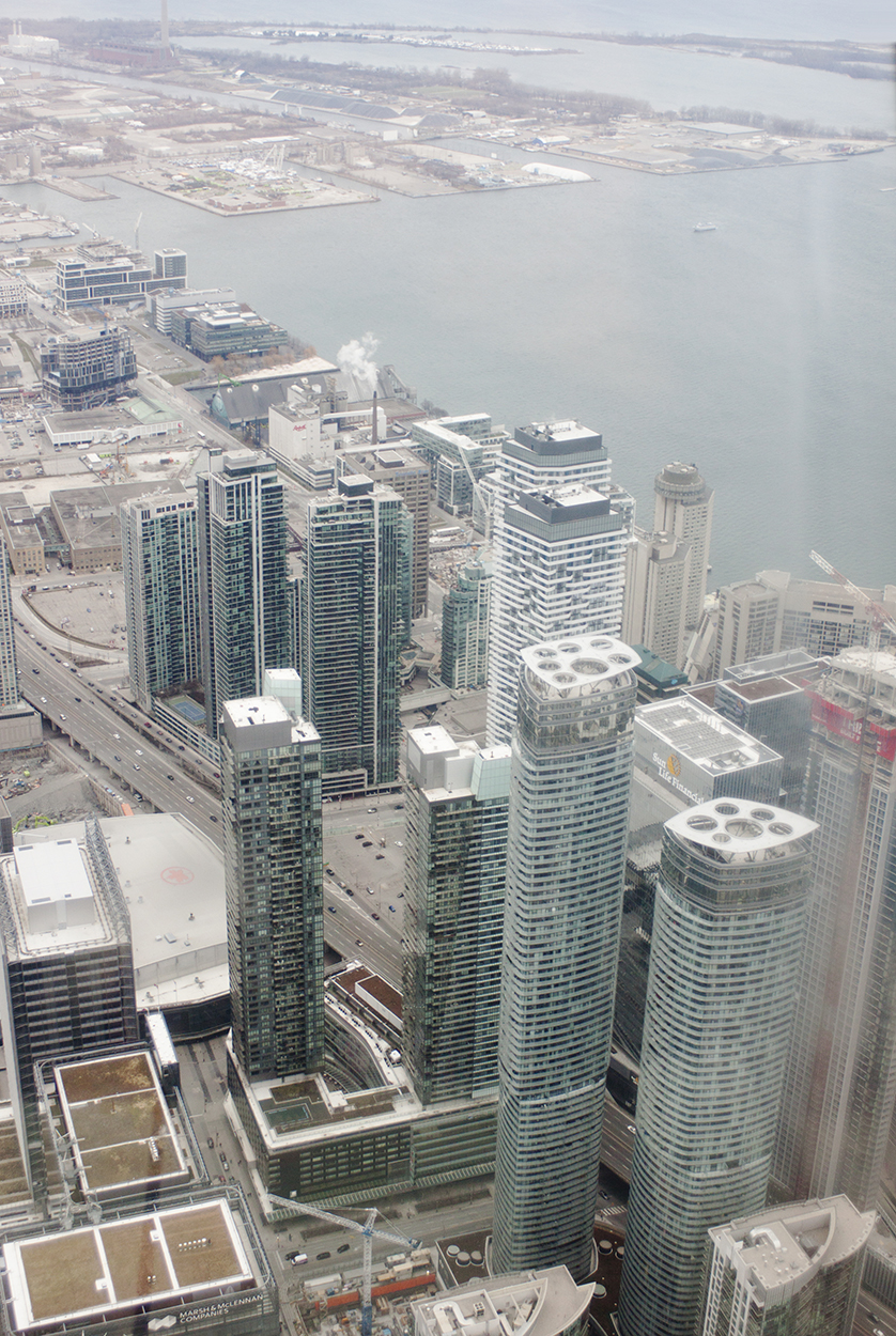 CN Tower  |  In My Secret Life  |  Little Henry Lee