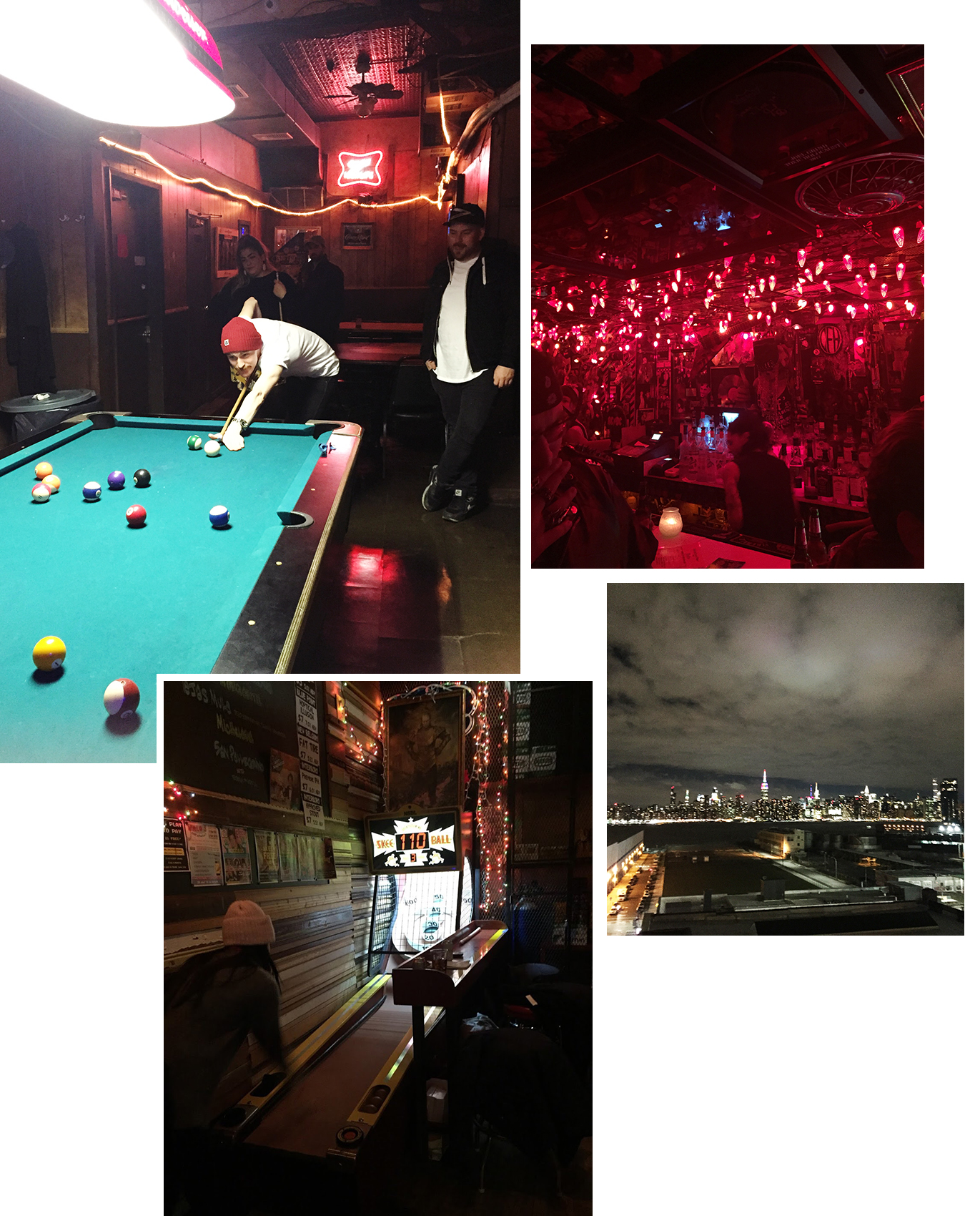 Four Days in New York  |  LITTLE HENRY LEE