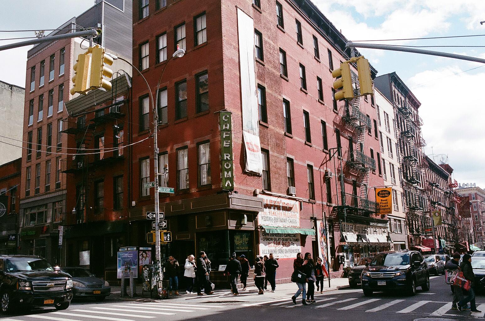 In My Secret Life  |  New York  |  LITTLE HENRY LEE