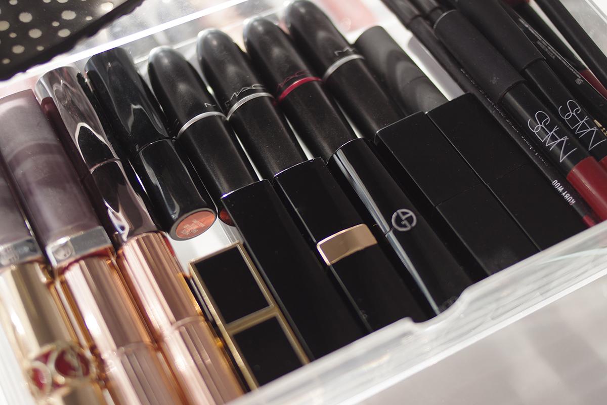 Decluttering Your Beauty Stash  |  LITTLE HENRY LEE