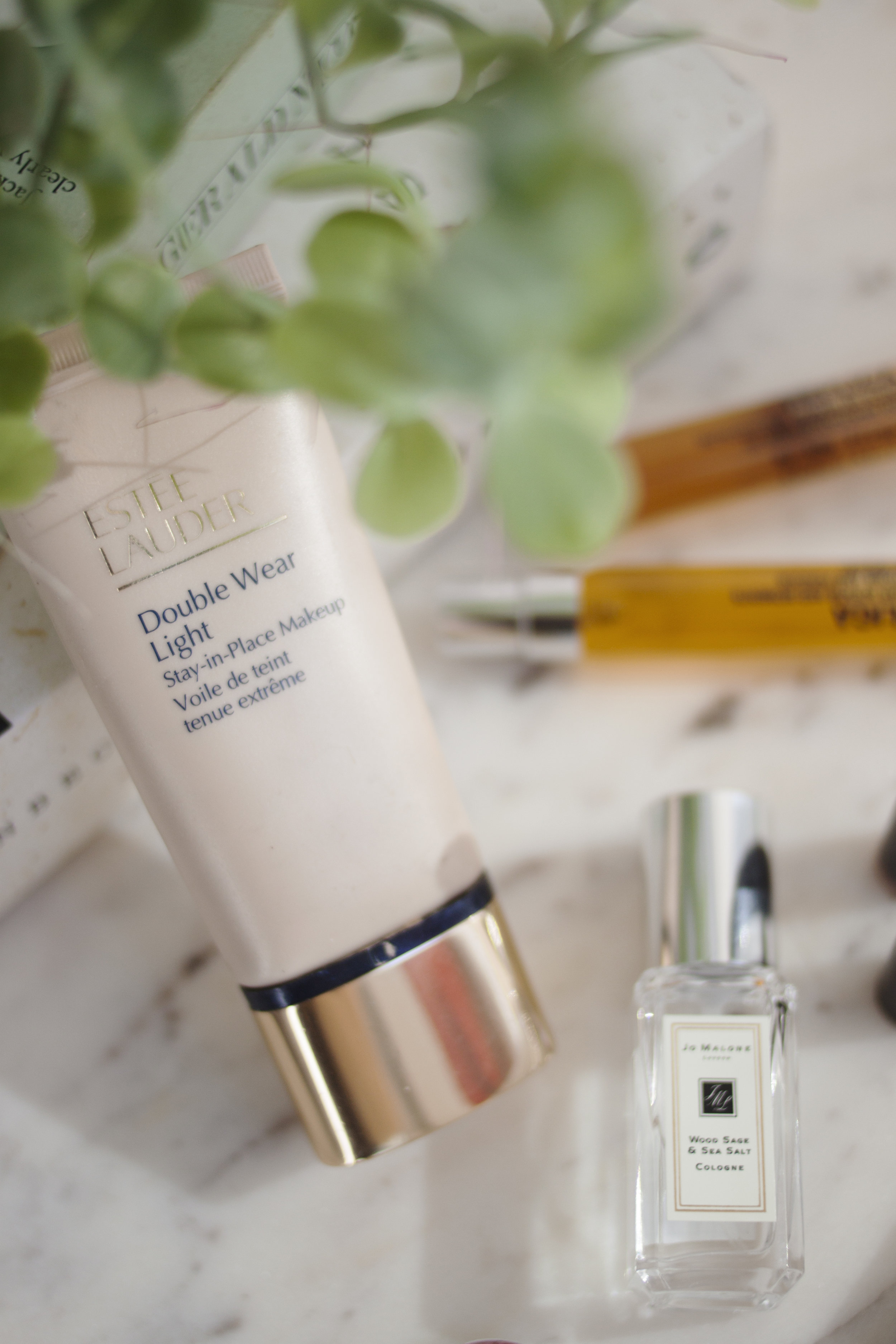 An Old Faithful Foundation - I don't think favourites always have to consist of new things you've just started using, sometimes old faithfuls get a lot of use and you realise how much you rely on them, so I decided the Estee Lauder Double Wear Light (AU) deserved another mention. I did recently mention this foundation in my post about products I'm using up and I've been making an effort to reach the end of this tube because I've got my next one ready to go, so I've been using it most days of the week and just wanted to reiterate how much I love the results. It has a really beautiful, skin-like satin finish, while still being really long-lasting, which is a very hard combination to find. I think this would be a winner regardless of skin type, but if you've got oily skin but don't want anything too matte or full coverage, then this is definitely one to go for.I've also been really enjoying using a sponge to apply my foundation lately. I've never been one of those Beauty Blender obsessives, but I do go through phases of using a sponge over a brush, and lately that's what I've been doing. I've also started playing around with where I apply my foundation too. Instead of automatically applying it all over my face and blending, I've started to focus on the centre of my face first and blending the product outwards from there. Not only do I use less product because actually, the edges of my face don't really need any coverage, but it looks really natural because there's some real skin on show. Plus you'll never end up with that foundation line around your face, which is always something I try and avoid!