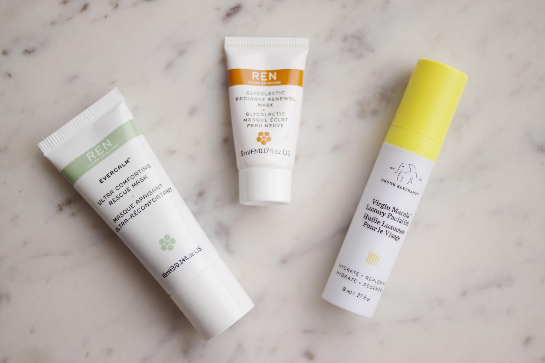 7 Mini Skincare Reviews  |  LITTLE HENRY LEE