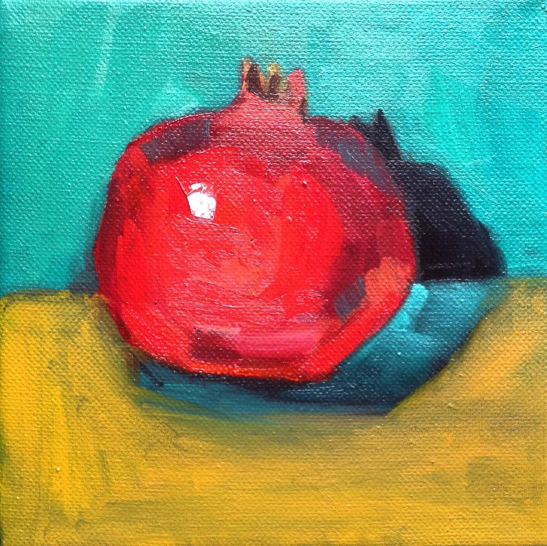 Pomegrante Jewel
