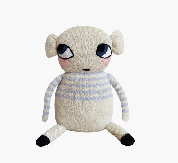 Mause Doll by Lucky Boy Sunday available from  Design Group Stuff .