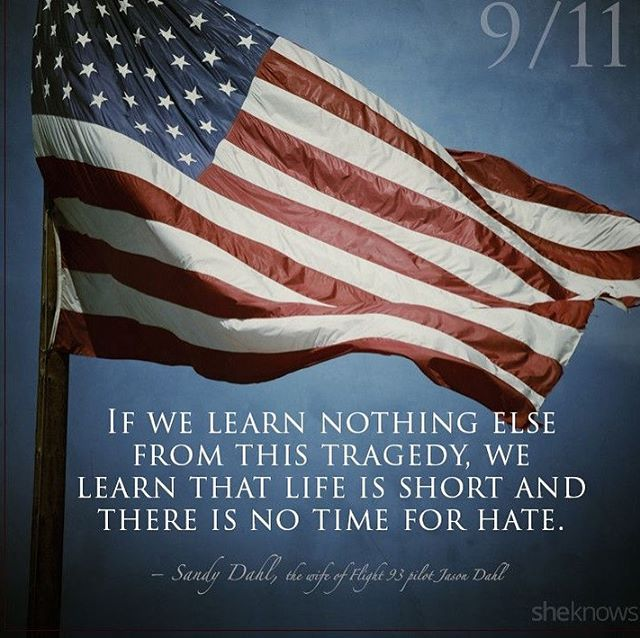Life is precious, and not to be taken for granted. It is too short to hate or be angry. More than ever, we should heed the lessons from this day, and continue to come together as a nation and a people. Remembering 9/11 and those who served that day, especially those who lost their lives as victims, and out of duty. #firstresponders #unitedwestand #911 #lovenothate #life #love #freedom #usa #nyfd #nypd #twintowers #remember #embracelife #cherishthemoments #nyc #unite #family #friends #health