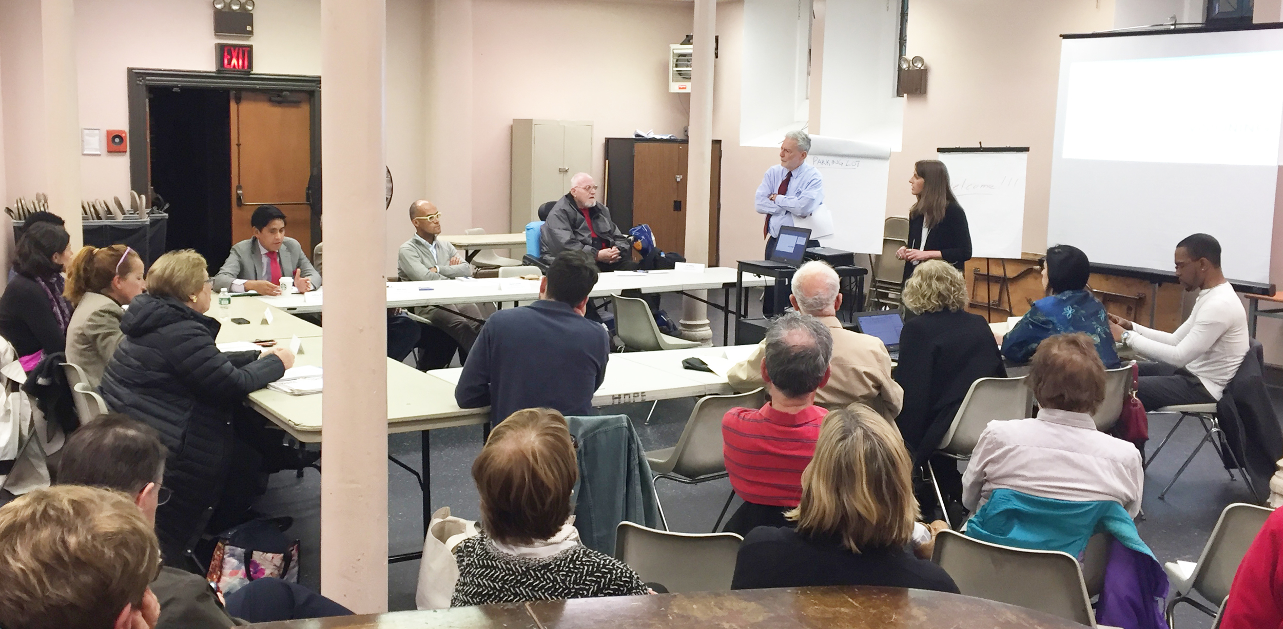Community Advisory Meeting #1 (April 28, 2016)