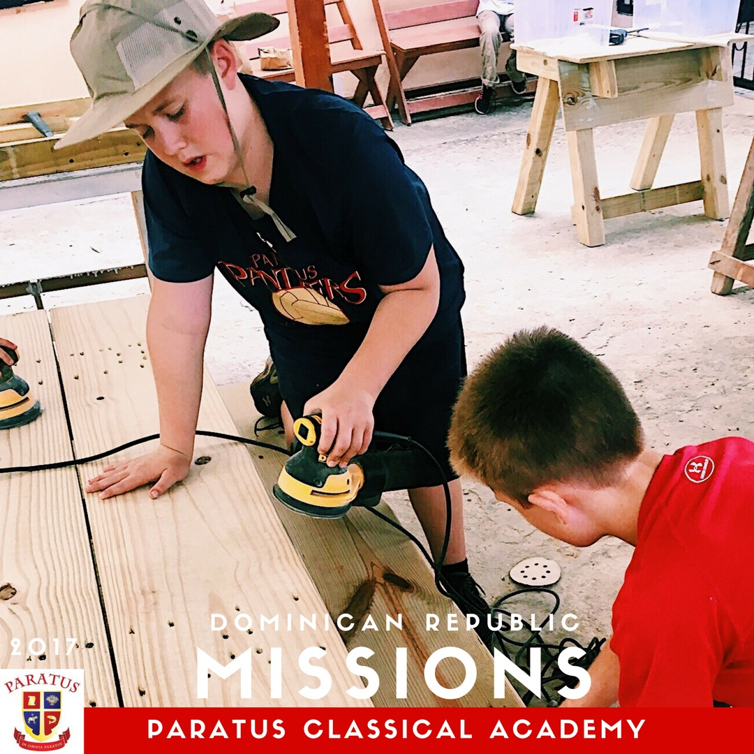 Paratus Classical Team Building