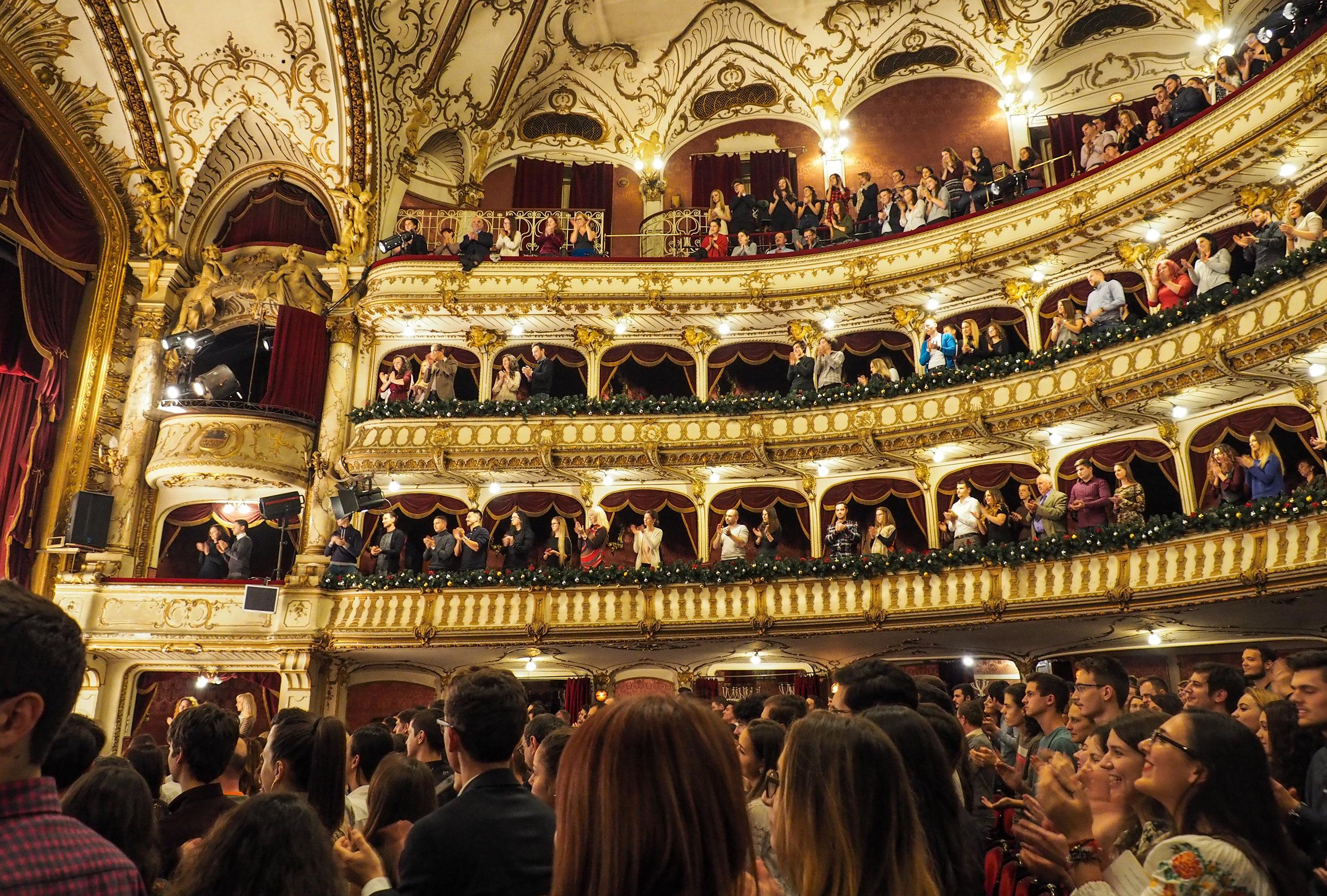 Paratus Night at the Opera