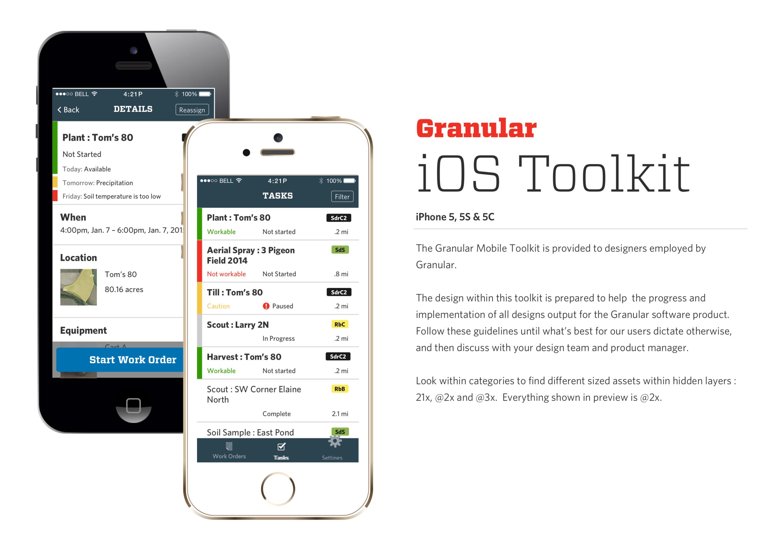 Granular: Mobile