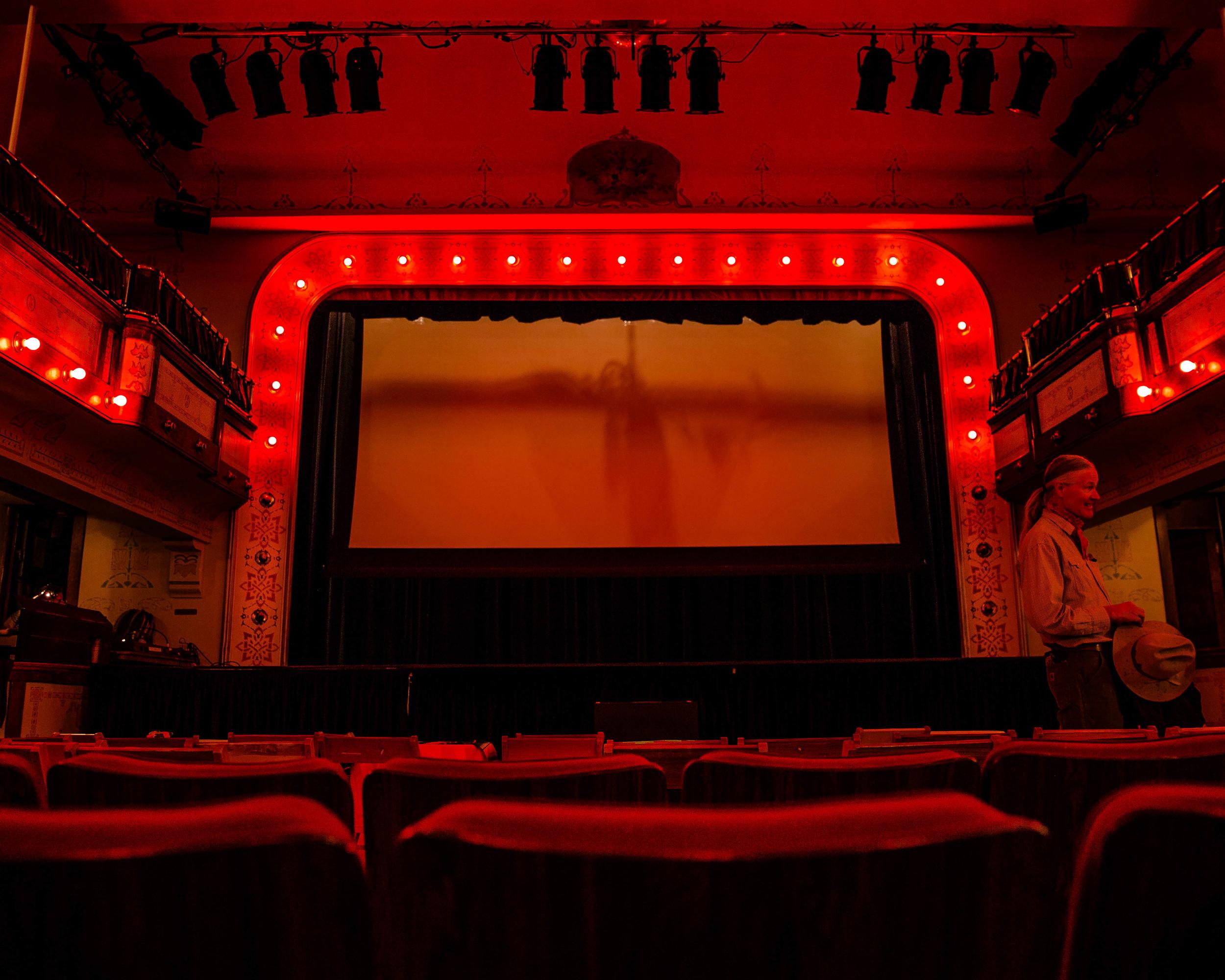 Old Sheridan Opera House