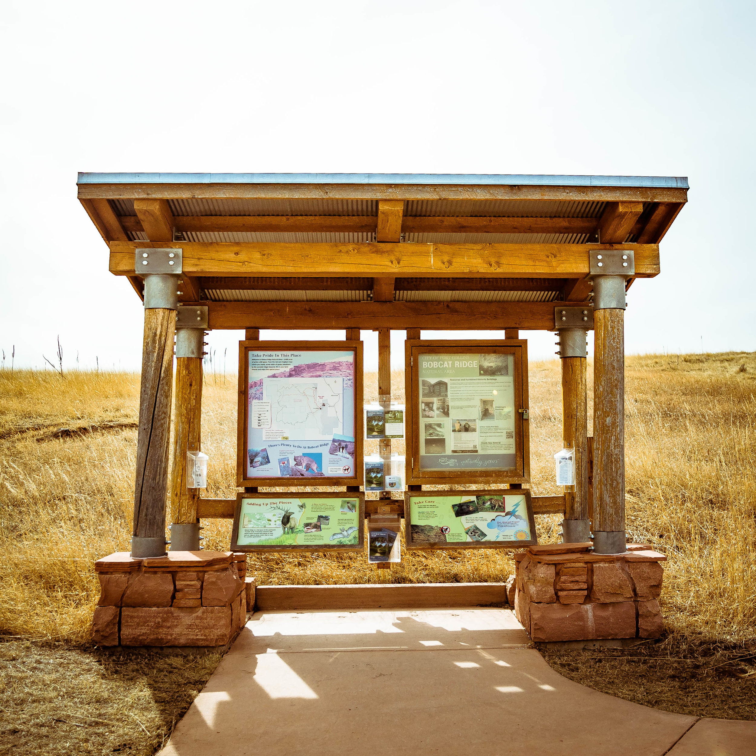 Bobcat Ridge Natural Area Fort Collins, Colorado