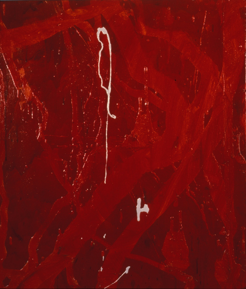 White on red   1998