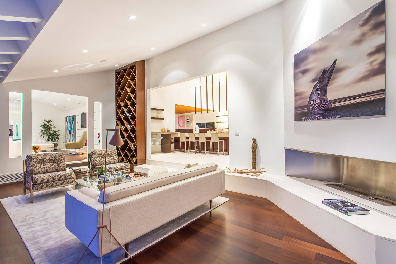 Sunset Strip - Contemporary